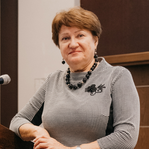 Уварова Елена Витальевна