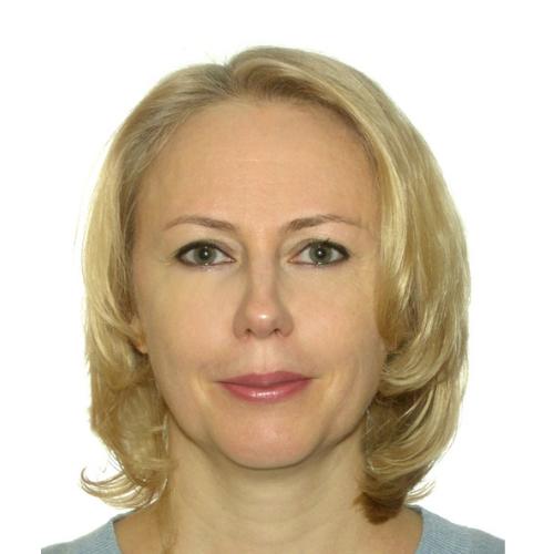 Стяжкина Ирина Сергеевна