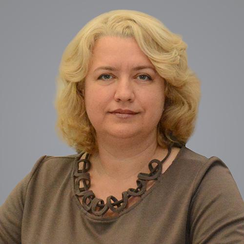 Чернякова Елена Евгеньевна